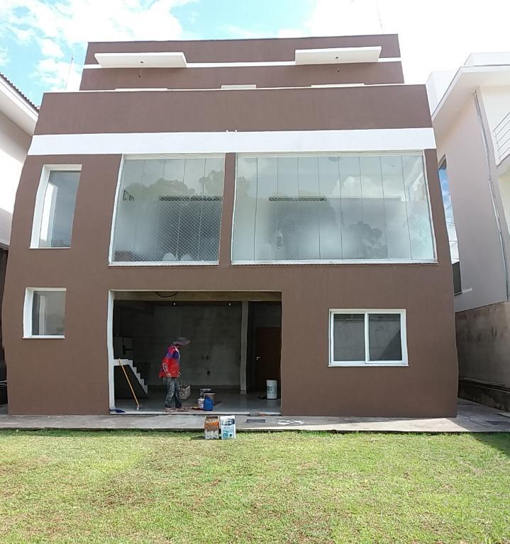 [Casa residencial para locação, Ibi Aram I, Itupeva.]