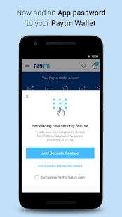 Payments, Wallet & Recharg