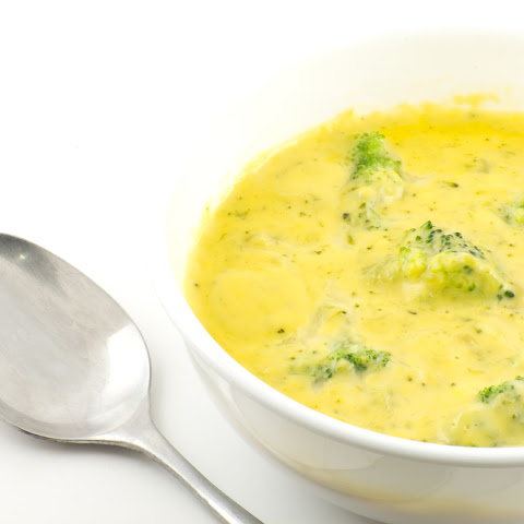 The Deconstructed Broccoli Gratin Soup