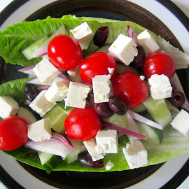 Salade by Viive Selg - Food & Drink Meats & Cheeses (  )