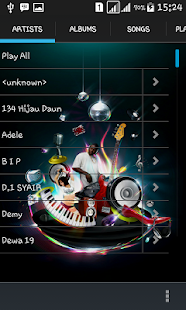Music Player - Audio Player . - screenshot
