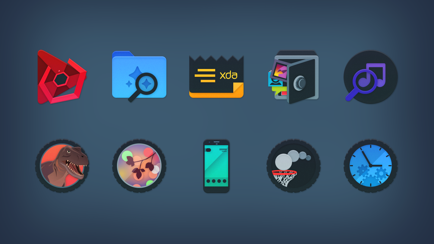 Project X Icon Pack Screenshot 9