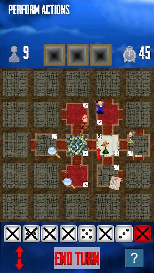 Haus Verhaftung Detektiv Brettspiel android apps download
