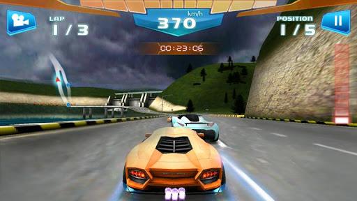 Fast Racing 3D screenshot 1