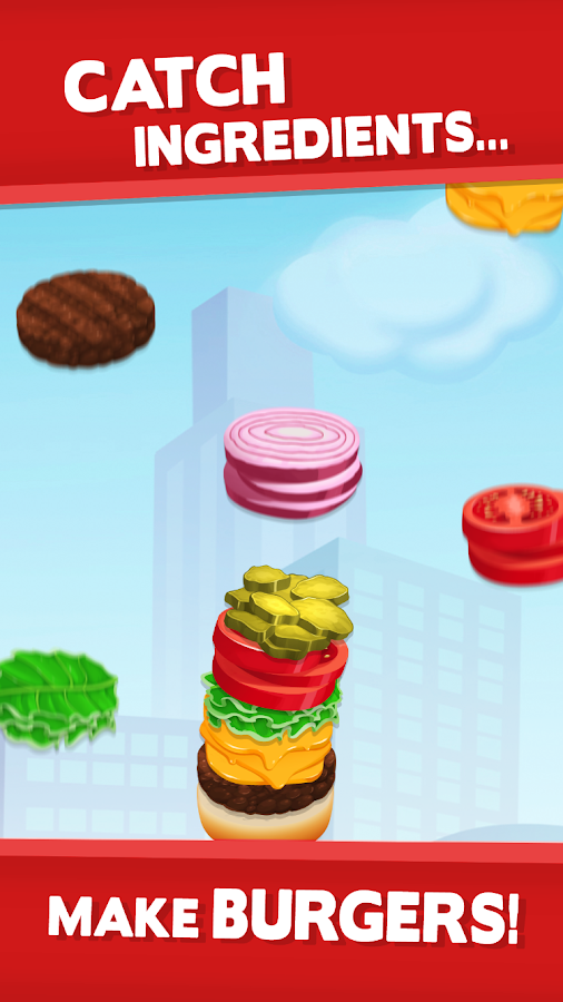 Sky Burger Screenshot 1