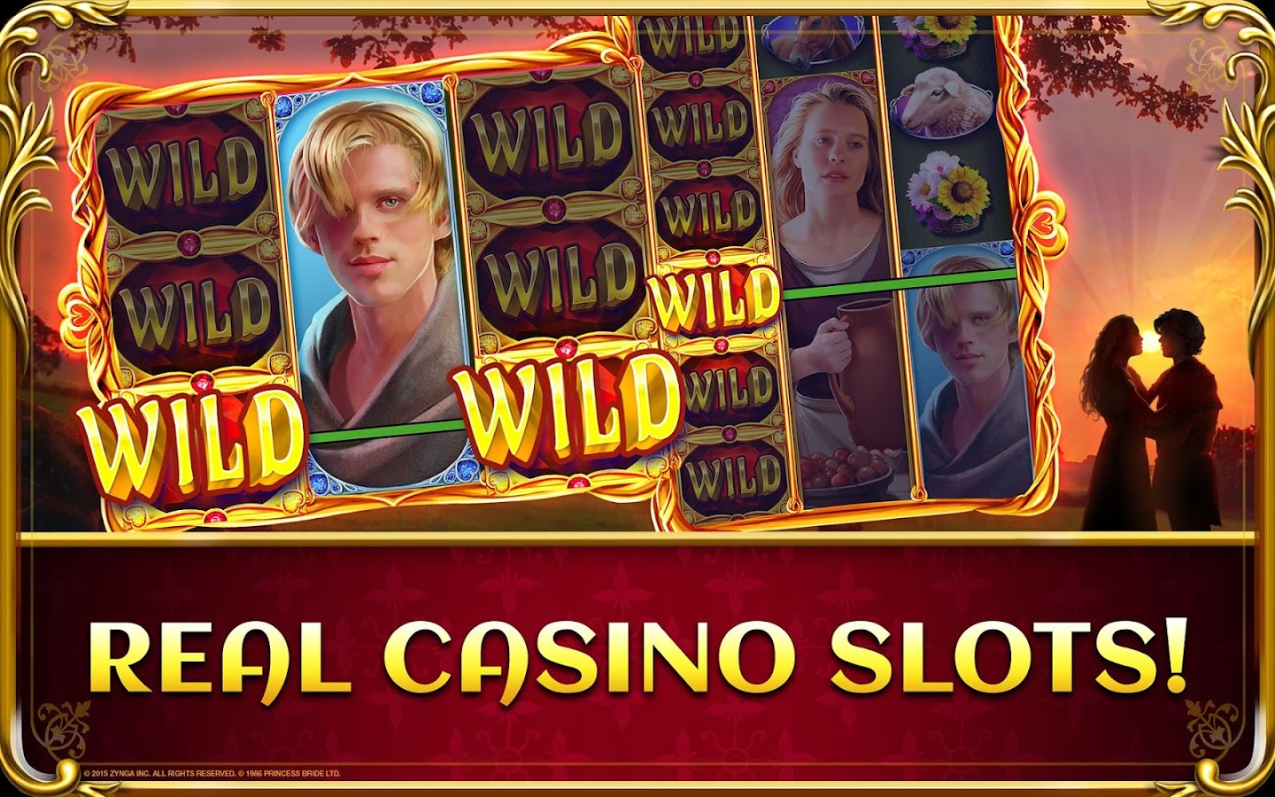 Princess Bride Slots Casino Screenshot 12