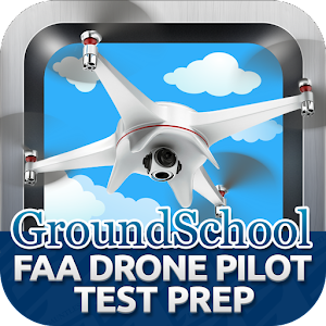 Cover art Drone Pilot (UAS) Test Prep