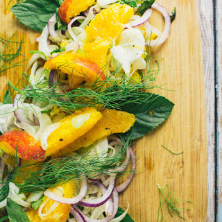 Summer Fennel Salad