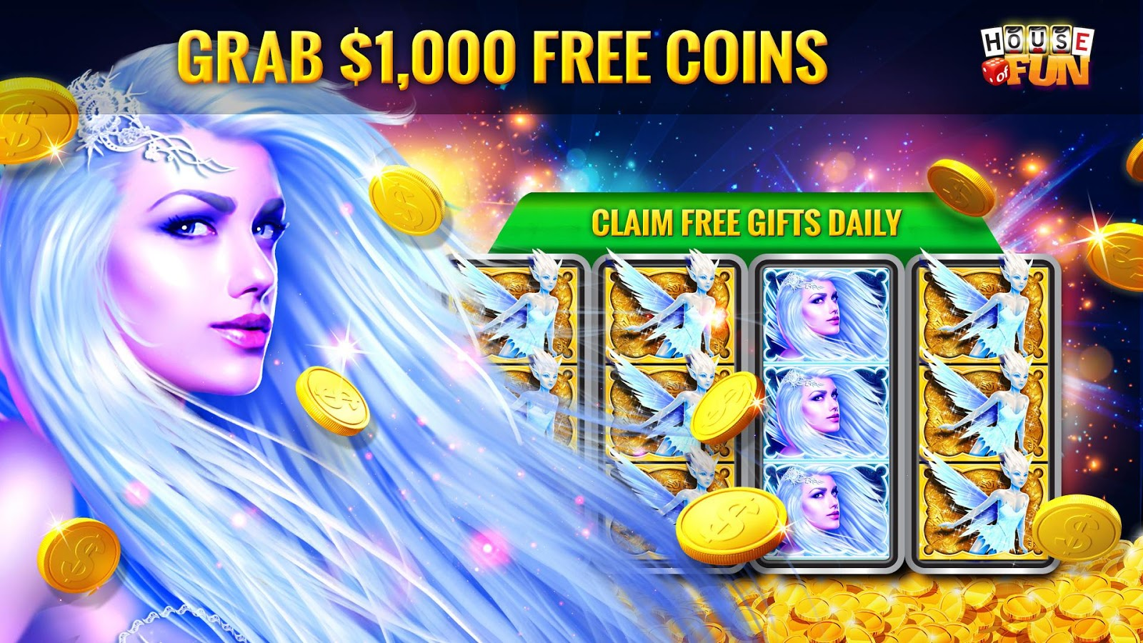 House of Fun-Free Casino Slots Screenshot 7