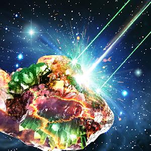 Cover art Asteroids Mining Saga