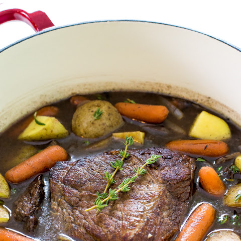 Super Easy Pot Roast