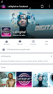 LaDigital - screenshot