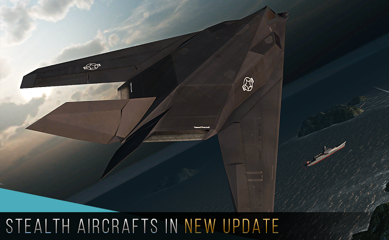 Modern Warplanes: Combat Aces PvP Skies Warfare Screenshot 6