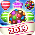 Sweet Candy Sugar: Free Match 3 Games 2019 APK