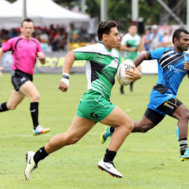 by Steven Goh Robo - Sports & Fitness Rugby ( moment, sports, sport )