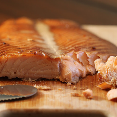 Smoked Salmon and Brine
