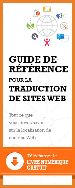 Guide de référence pour la traduction de sites Web