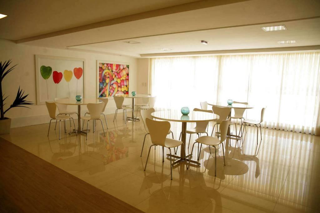 Apartamento residencial à venda, Altiplano, João Pessoa - AP3543.