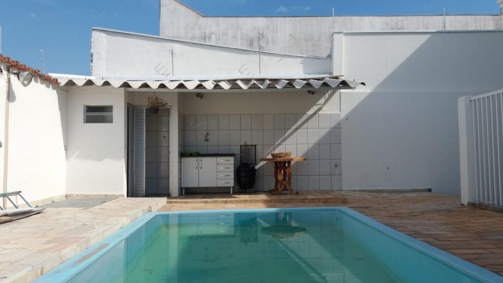 Casa para alugar, 120 m² por R$ 2.500,00/mês - Jardim Novo Campos Elíseos - Campinas/SP