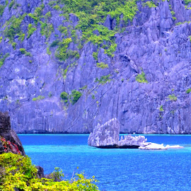 EL NIDO by Helton Balairos - Landscapes Beaches