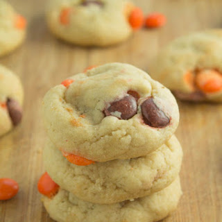Soft-Baked Reese's Pieces Cookies