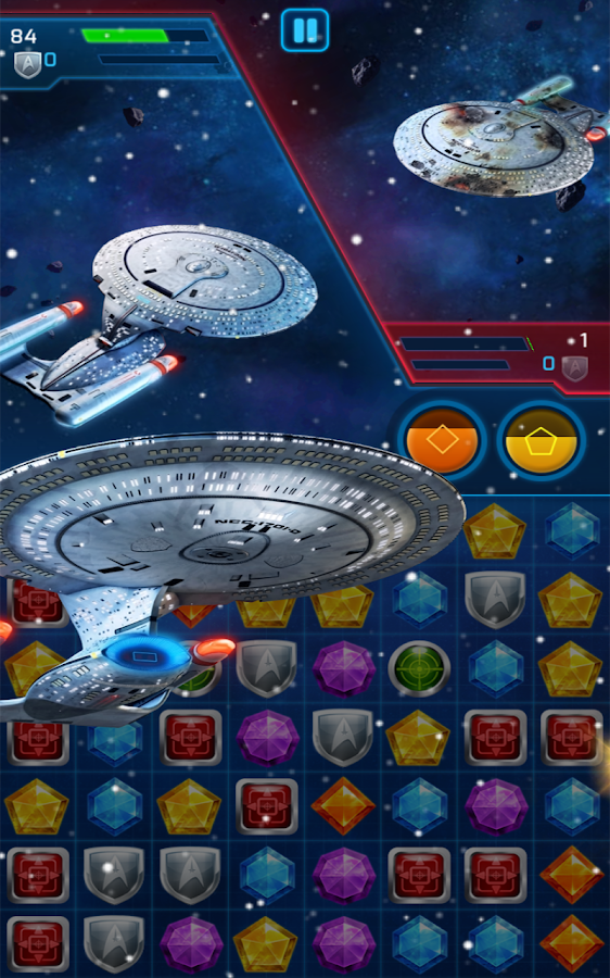 Star Trek ® - Wrath of Gems Screenshot 6