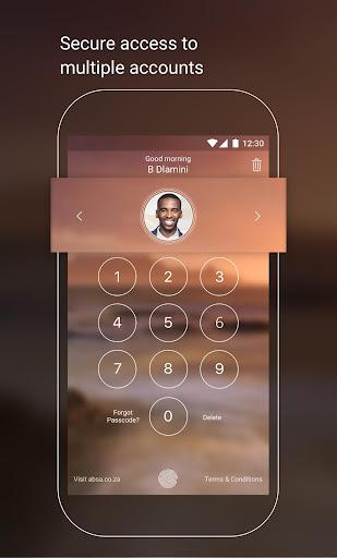 Absa Banking App screenshot 1