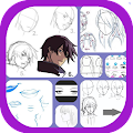 App Anime Drawing Tutorial APK for Windows Phone