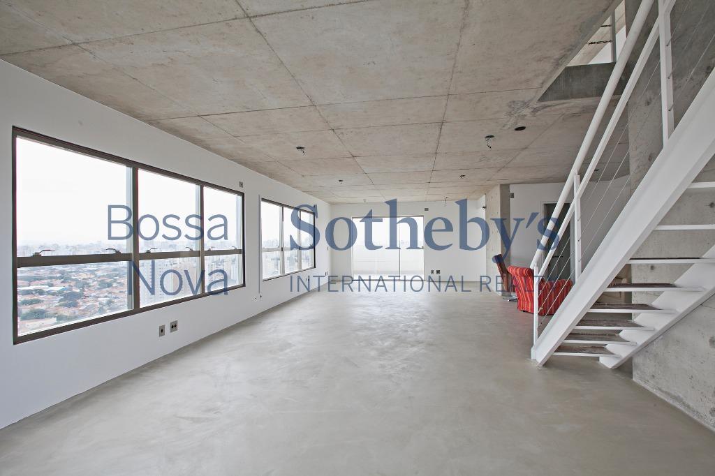 Cobertura duplex com projeto de arquiteto