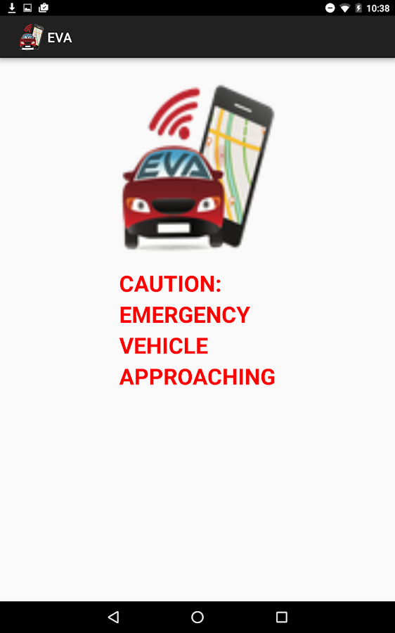 Emergency Vehicle Alert App Screenshot 5