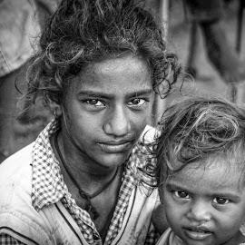 || Street Kids || by Preetam Sarkar - Babies & Children Children Candids ( child, children, kids, baby, kids portrait )