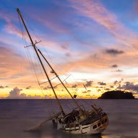highlights by JethroLlarenas Abagao - Transportation Boats