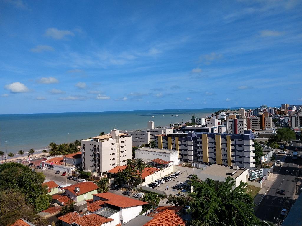 Apartamento com 3 dormitórios à venda, 138 m² por R$ 500.000 - Manaíra - João Pessoa/PB