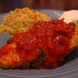Chicken Ole Ole Recipes