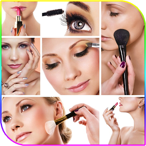 Step by step makeup For PC