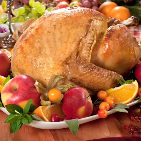 Apple Brined Turkey