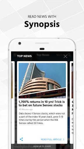 Economic Times : Market News screenshot 4