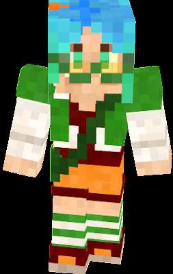 tenedria's skin