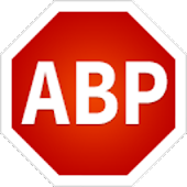 Adblock Plus Samsung Internet Icon