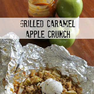 Caramel Apple Crunch Recipes