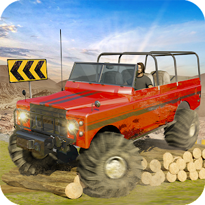 Off-Road Jeep Parking Simulator: 4x4 SUV Driving Icon