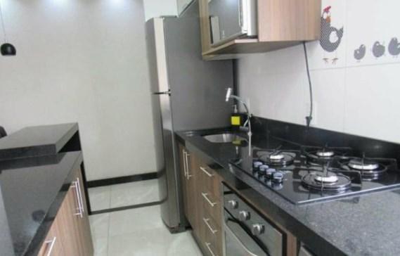 Apartamento com 2 dormitórios à venda, 53 m² por R$ 265.000 - Parque da Amizade (Nova Veneza) - Sumaré/SP