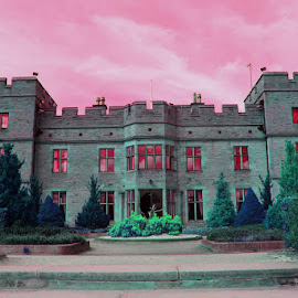Slaley hall by Anthony Whittle - Buildings & Architecture Office Buildings & Hotels