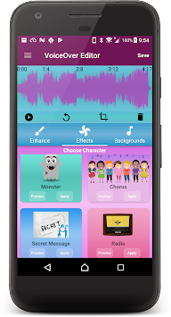 VoiceOver - Record And Do More. APK screenshot thumbnail 5