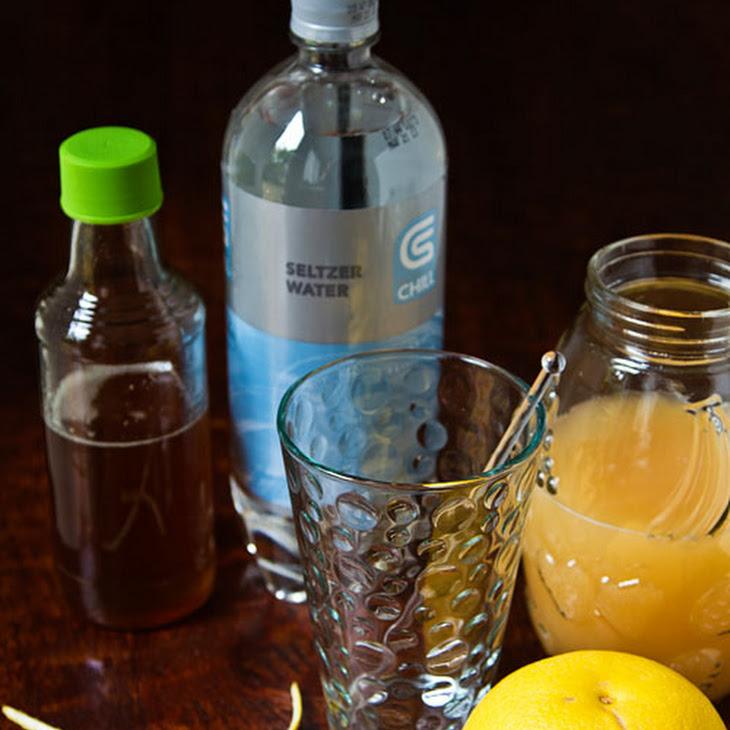 Grapefruit Juniper Berry Fizz Recipe | Yummly