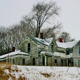 by Bob Wikert - Buildings & Architecture Decaying & Abandoned