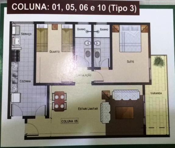 Apartamento à venda em Ermitage, Teresópolis - Foto 2