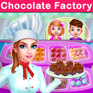 Chocolate Maker Factory - Cooking Game For PC (Windows & MAC)