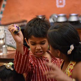 by Deven Dadbhawala - Babies & Children Children Candids
