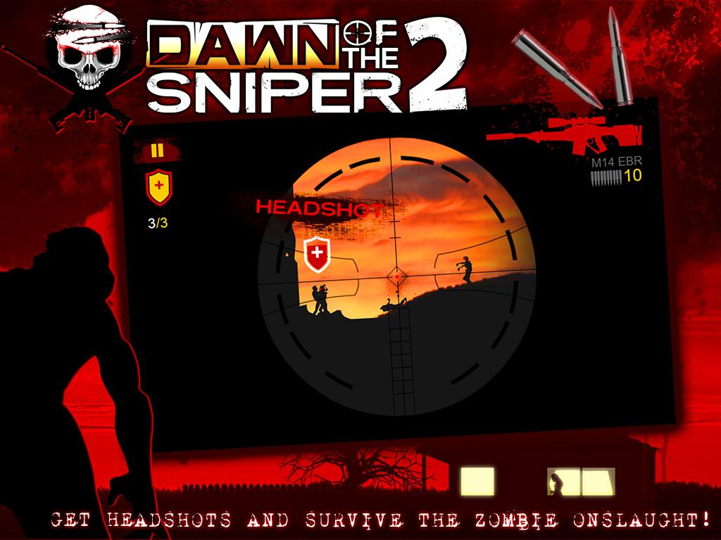 Dawn Of The Sniper 2 Screenshot 9